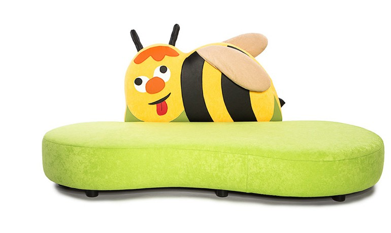 kinic kindersofa und m bel f r kids. Black Bedroom Furniture Sets. Home Design Ideas