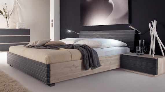 wasserbett mit rahmen midas24. Black Bedroom Furniture Sets. Home Design Ideas